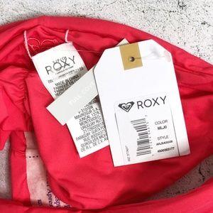 Roxy Swim - Roxy Strappy Cheeky Bikini Bottoms S